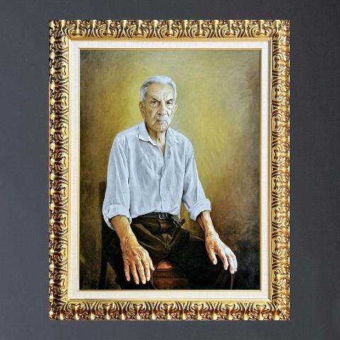 Портрет деда на заказ