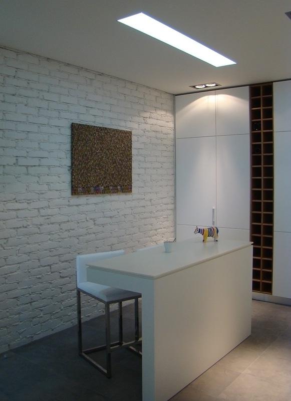 Кухня, минимализм