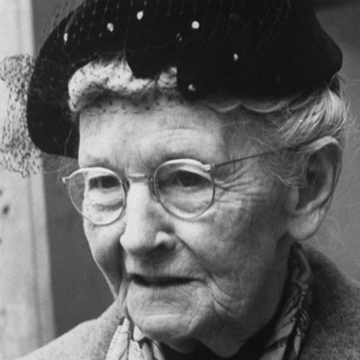 Бабушка Мозес
