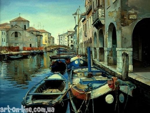 Кьоджа, Венеция